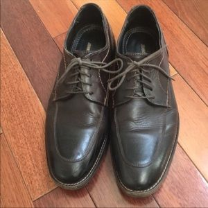 Leather Oxford Johnston & Murphy